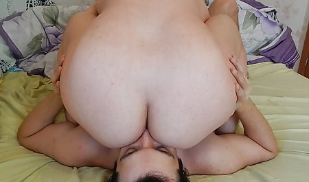 Mature hairy pussy sitting on face above understanding!